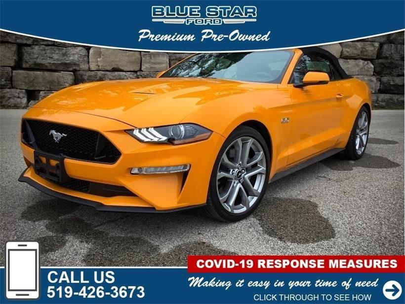Used 2019 Ford Mustang GT-Premium 183664