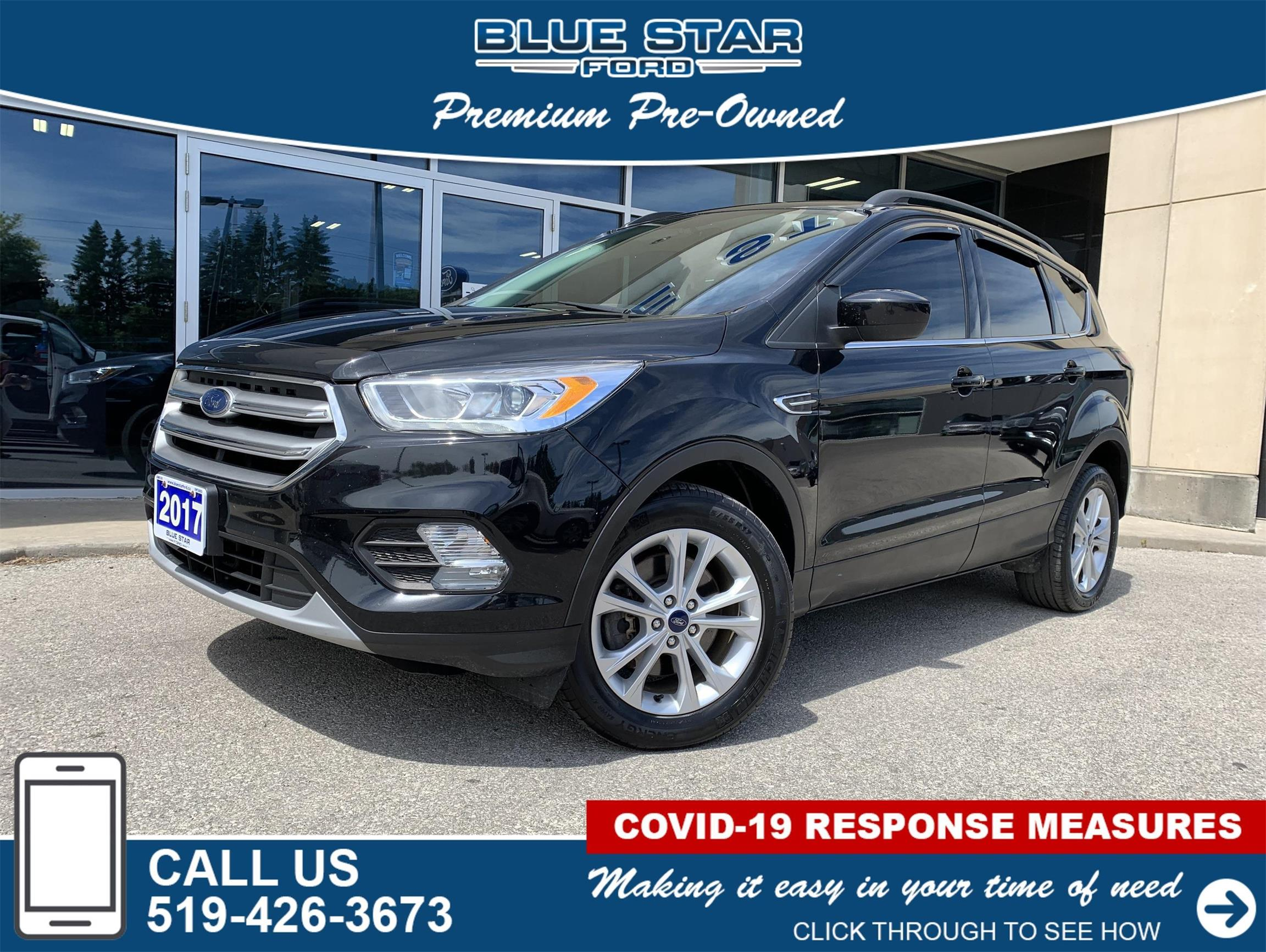 Used 2017 Ford Escape SE A70839A