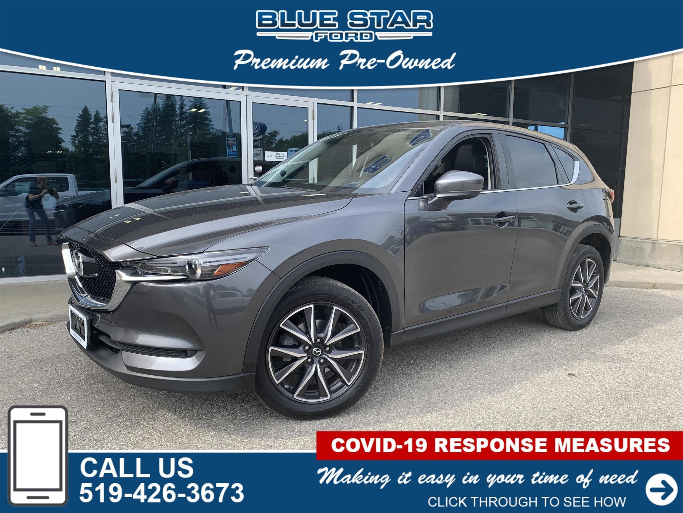 Used 2018 Mazda CX-5 GT 405841