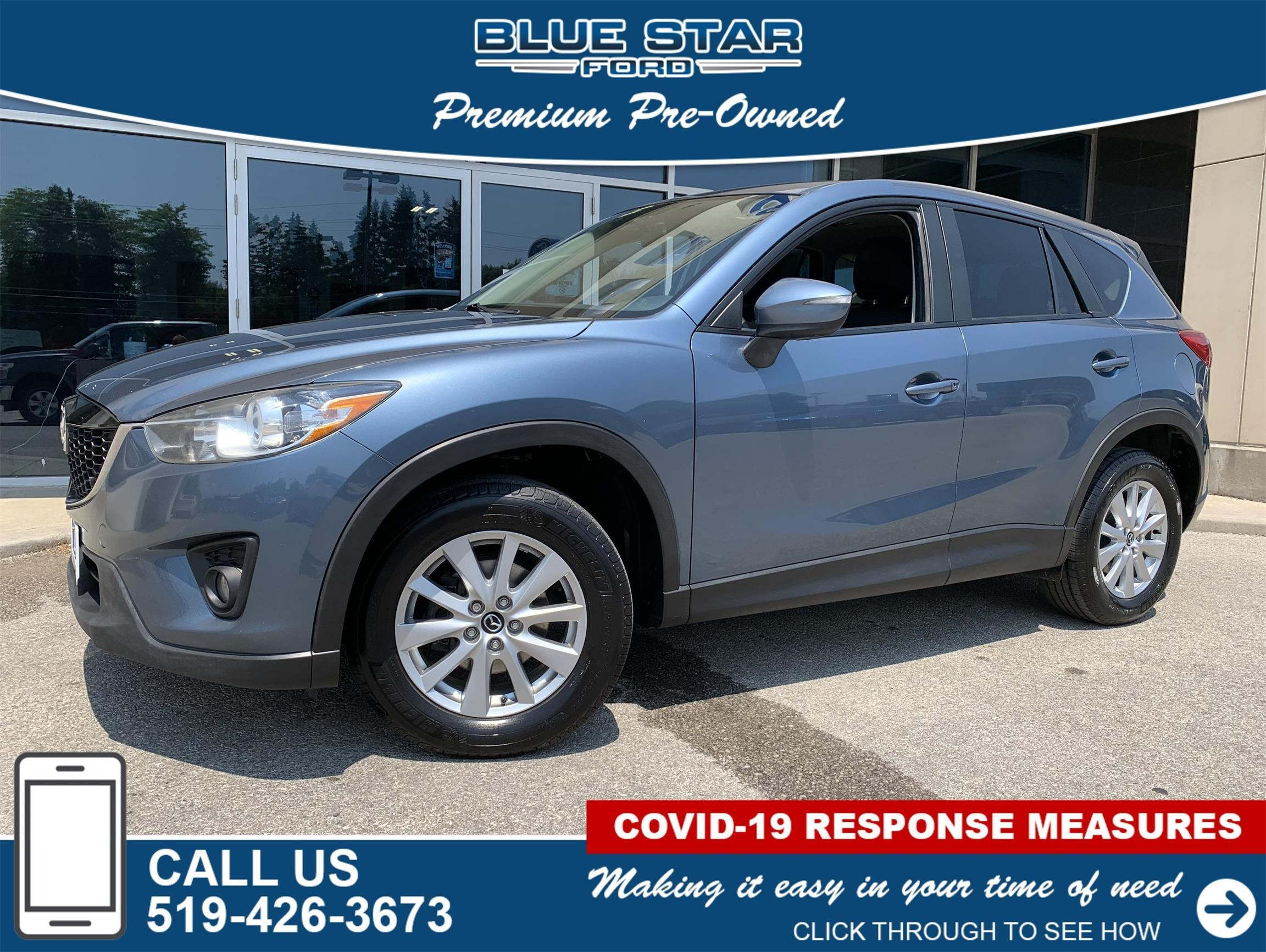 Used 2015 Mazda CX-5 GS 521981