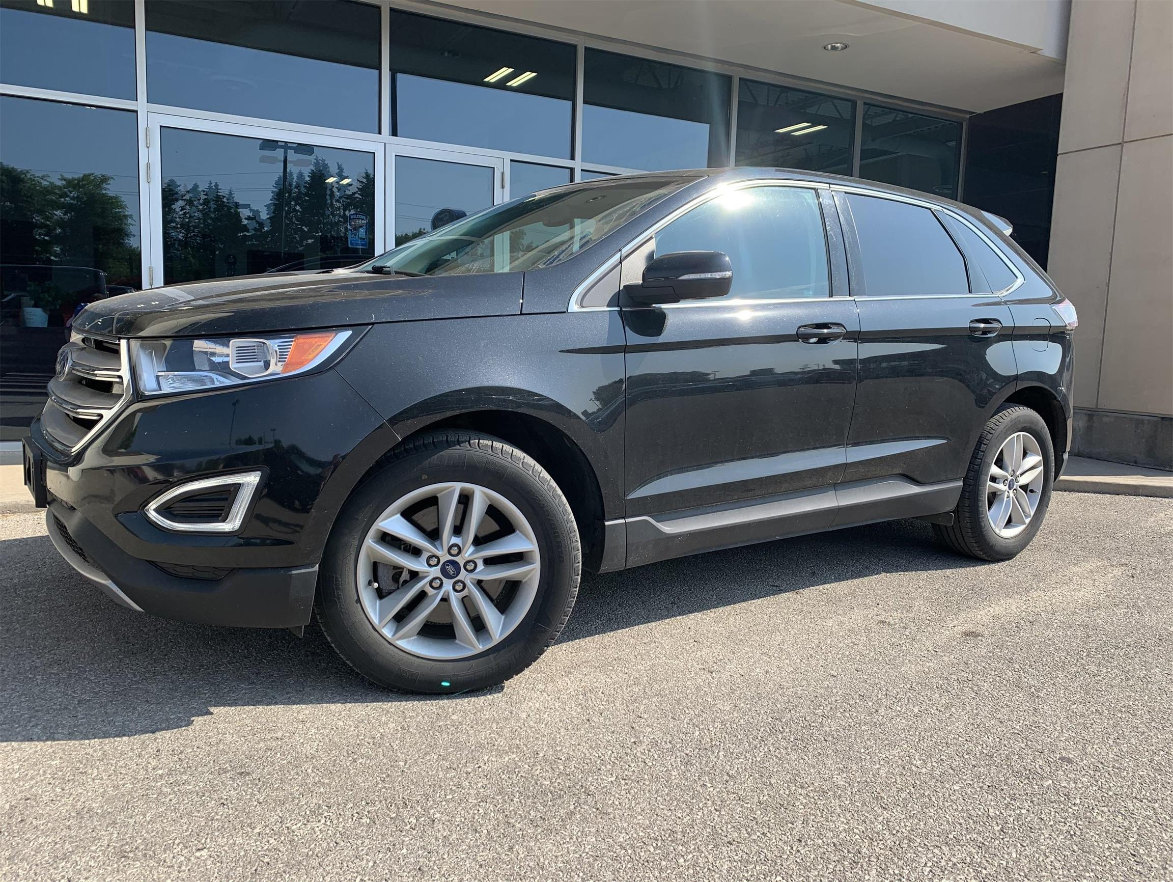 Used 2015 Ford Edge SEL B83586