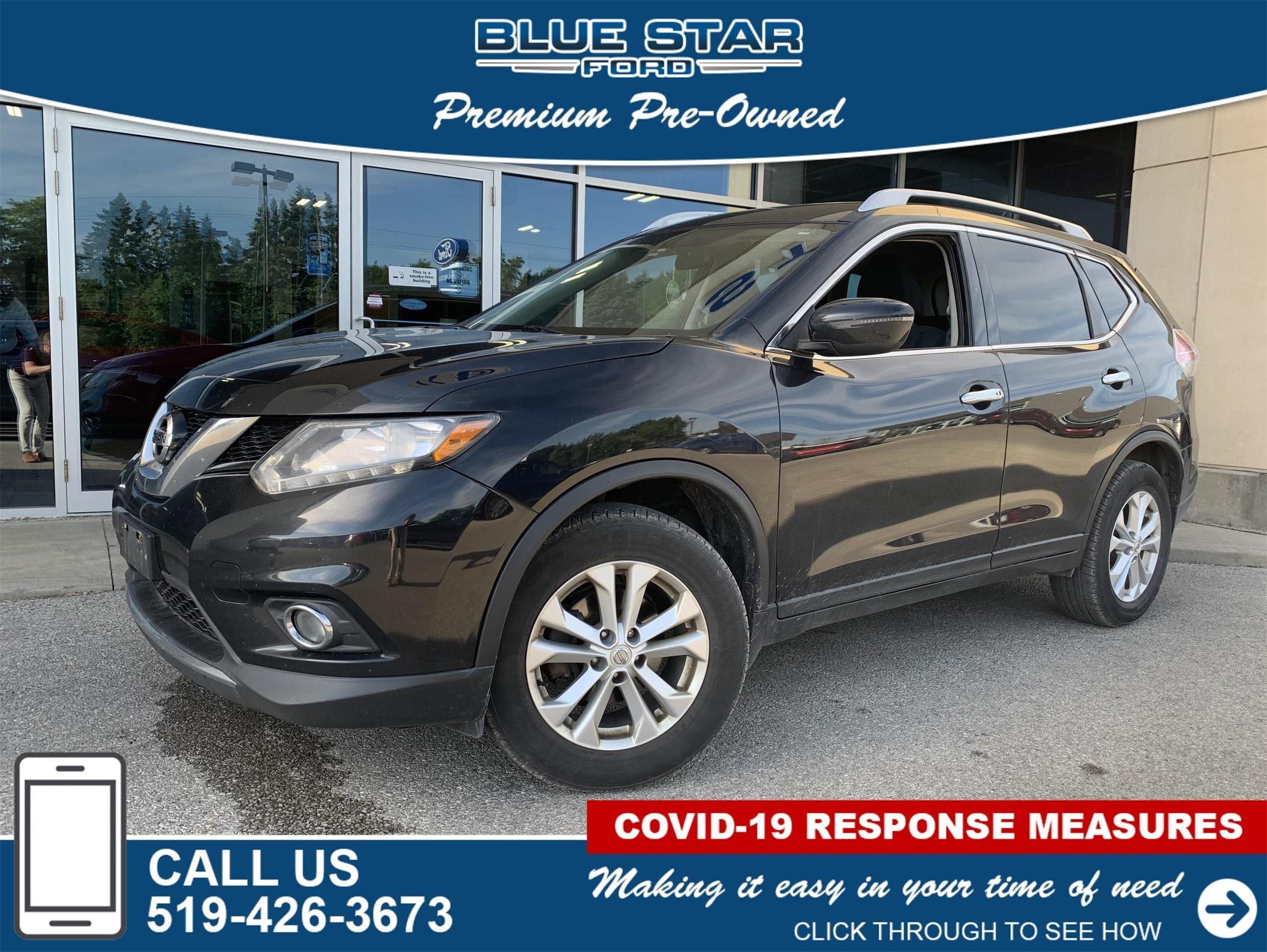 Used 2016 Nissan Rogue S 863974