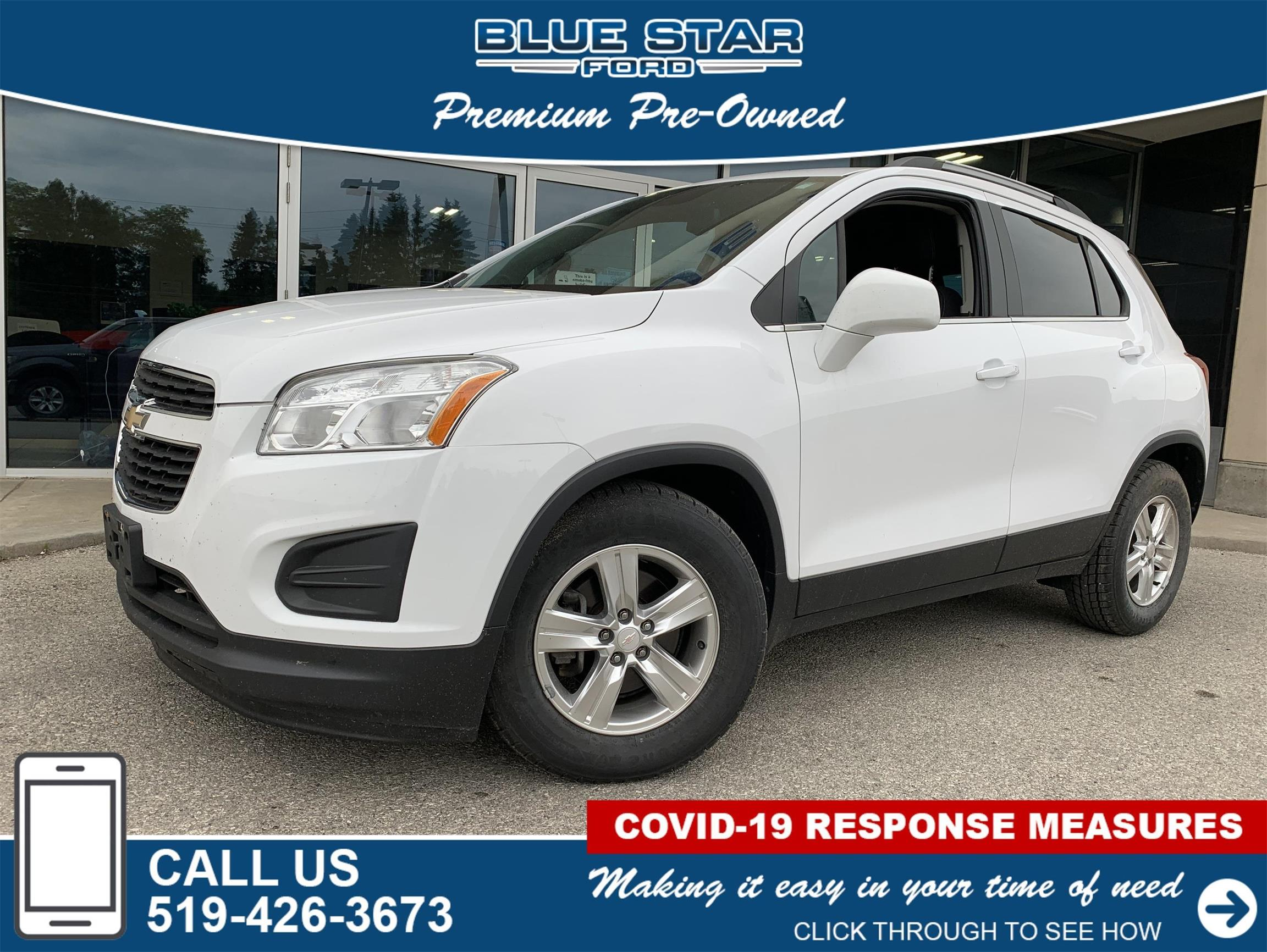 Used 2013 Chevrolet Trax LT 212589