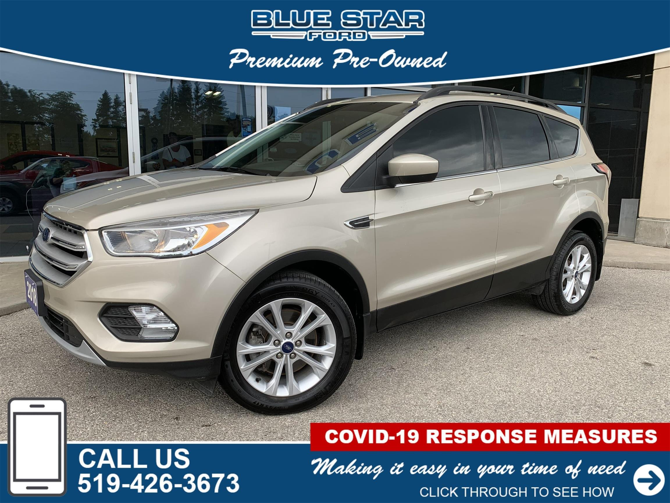 Used 2018 Ford Escape SE B65030