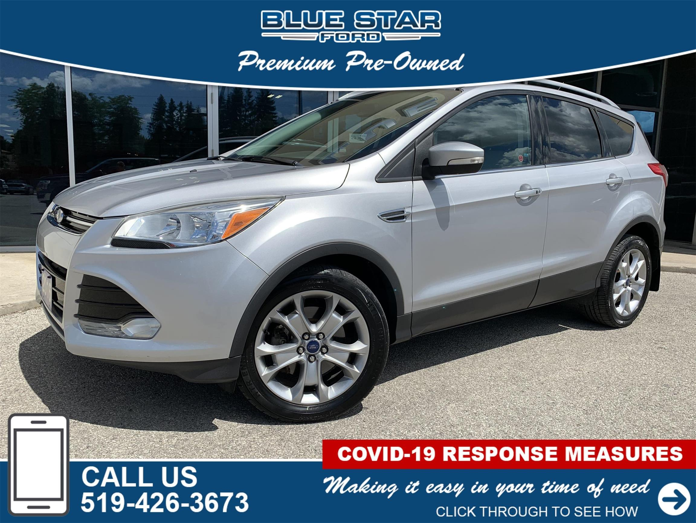 Used 2016 Ford Escape Titanium B64143