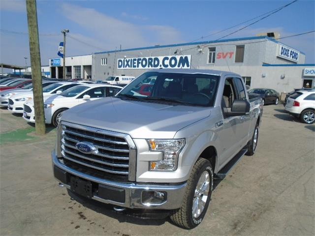 new 2015 ford f 150 xlt 4x4 supercab 145 2 7l ecoboost for sale in
