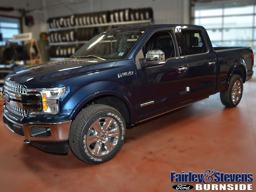 New 2019 Ford F-150 LARIAT 926