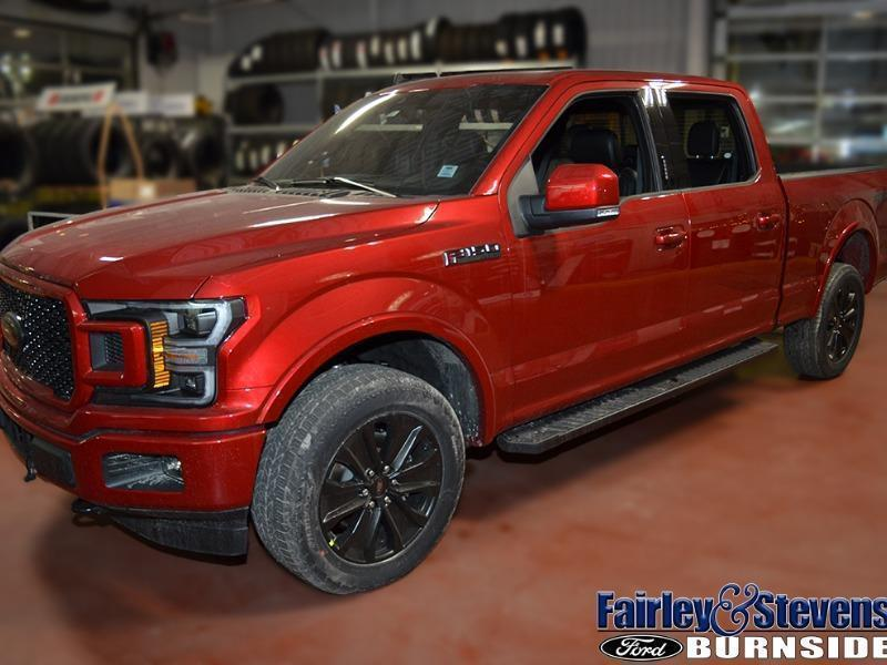 New 2020 Ford F-150 LARIAT 2080