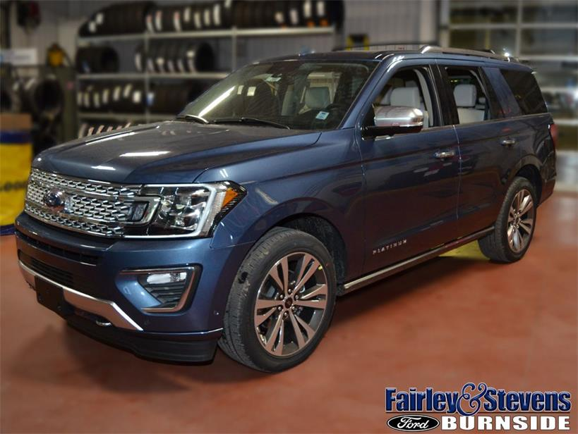 New 2020 Ford Expedition Platinum 2095