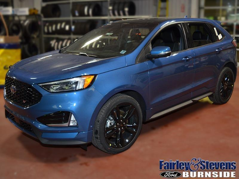 New 2020 Ford Edge ST 2114