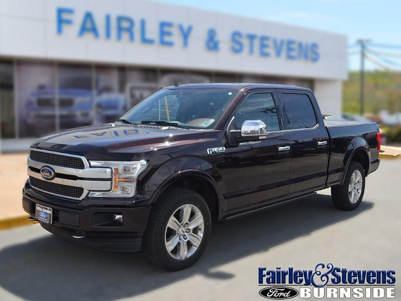 New 2019 Ford F-150 Platinum 918