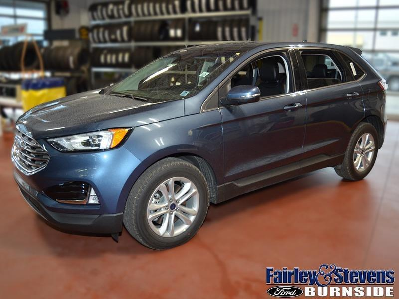 New 2019 Ford Edge SEL 990