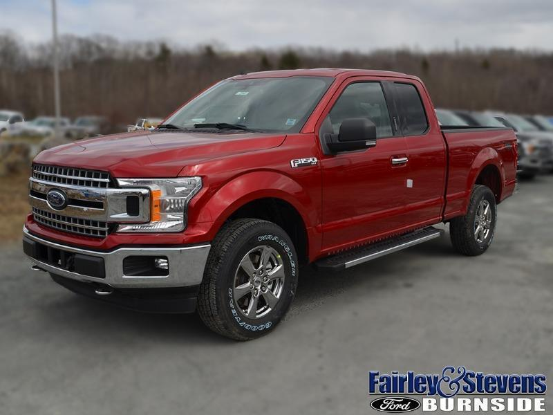 New 2020 Ford F-150 XLT 2340