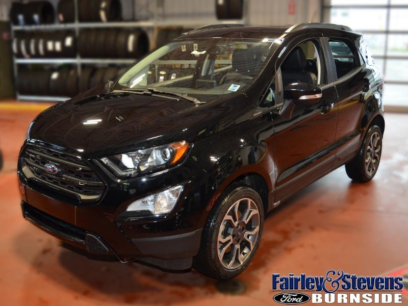New 2020 Ford EcoSport SES 2388