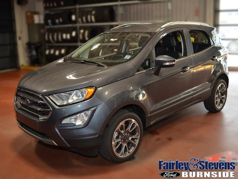 New 2020 Ford EcoSport Titanium 2405