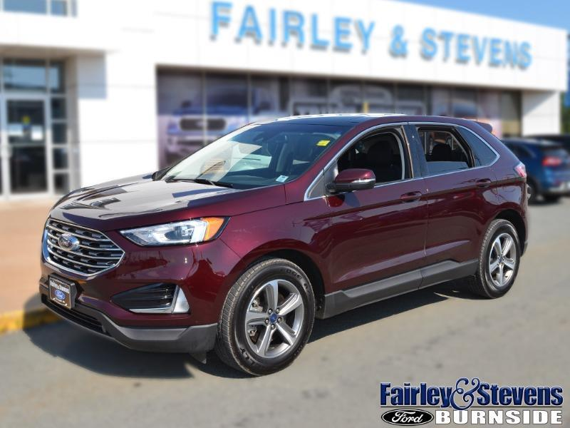 Used 2019 Ford Edge SEL P1593