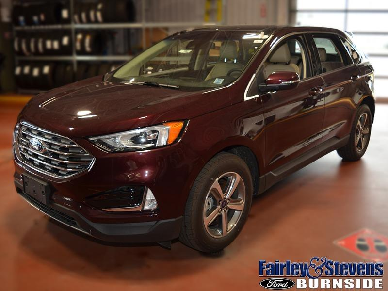 New 2020 Ford Edge SEL 2569