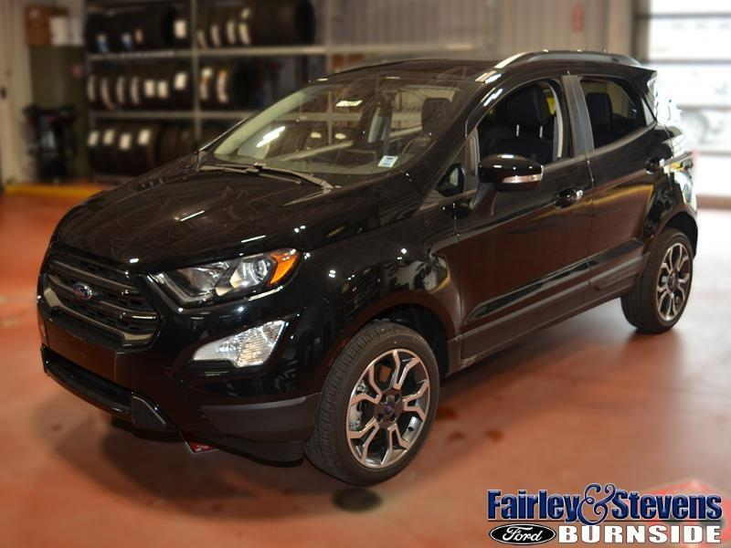 New 2020 Ford EcoSport SES 2489