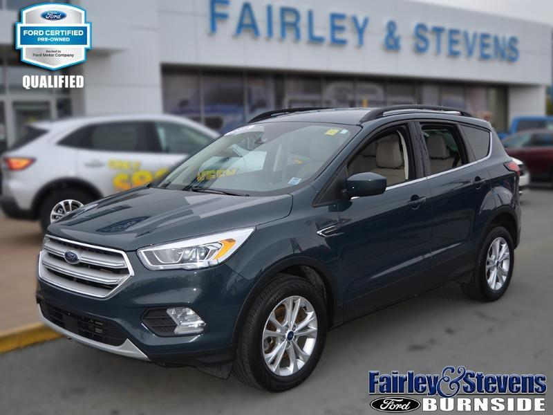 Used 2019 Ford Escape SEL P1625
