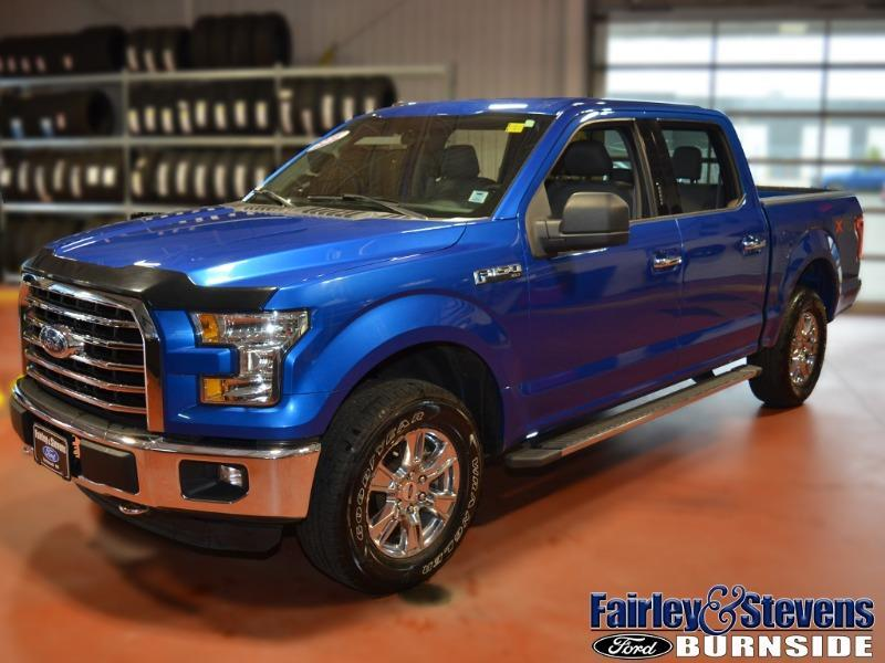 Used 2016 Ford F-150 XLT 2112A