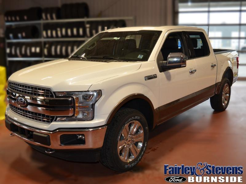 New 2020 Ford F-150 LARIAT 2764