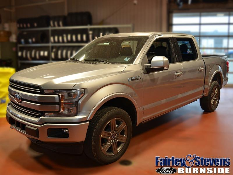 New 2020 Ford F-150 LARIAT 2737