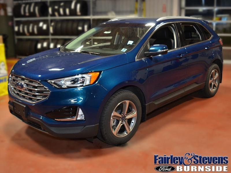 New 2020 Ford Edge SEL 2881