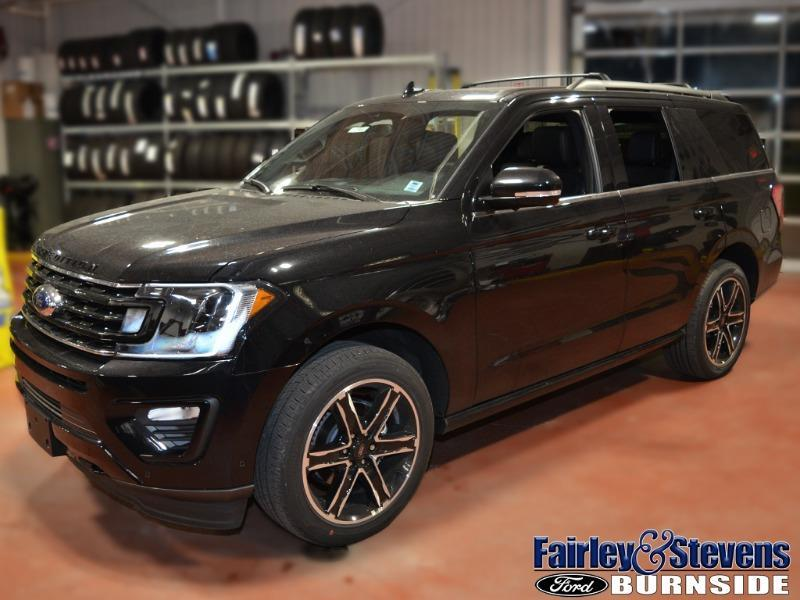 New 2020 Ford Expedition Limited 2844