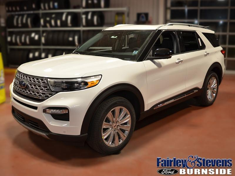 New 2021 Ford Explorer Limited 2872