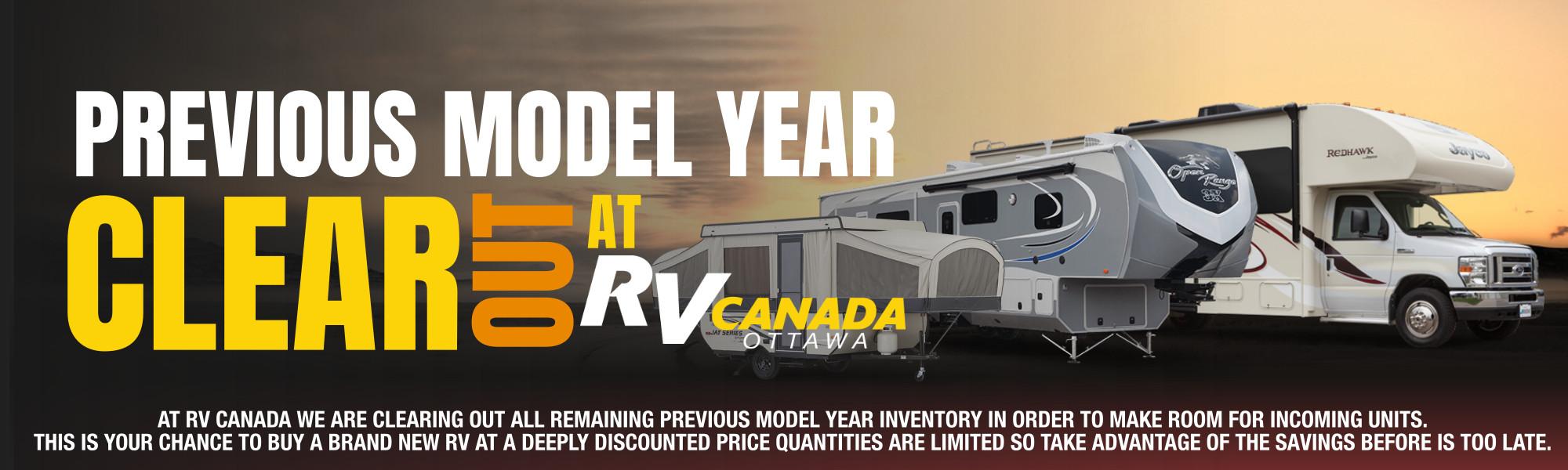 Rv Canada Ottawa