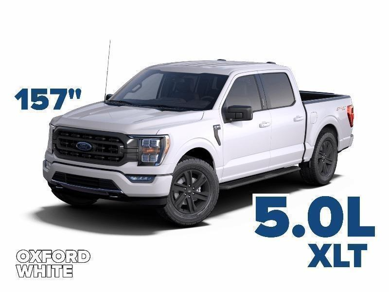 New 2021 Ford F-150 XLT Thornhill, ON | Yonge Steeles Ford