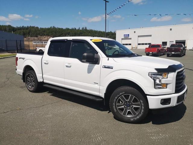 Used 2016 Ford F-150 XLT P1927