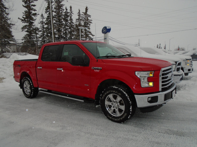 Used 2016 Ford F-150 XLT 2020-L18