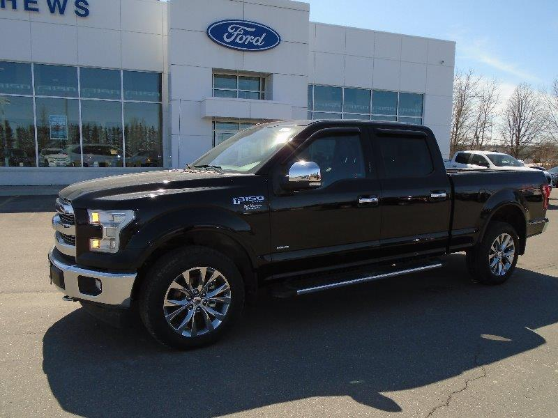 Used 2017 Ford F-150 Lariat 2020-L33