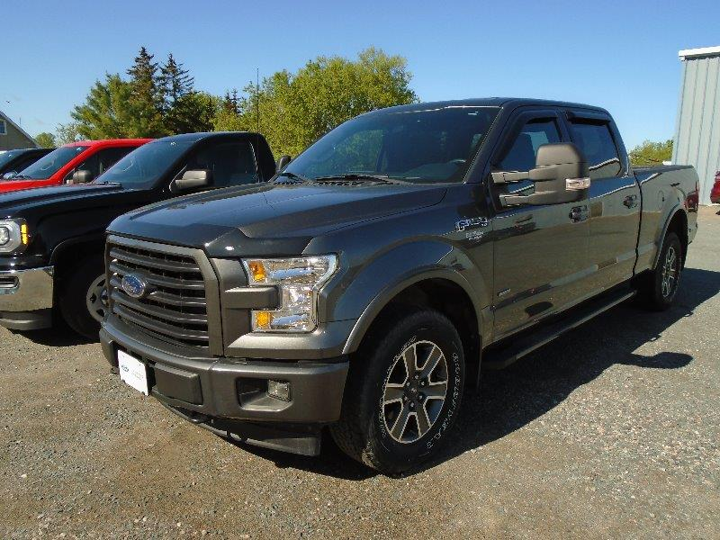 Used 2016 Ford F-150 XLT 2020-L32A