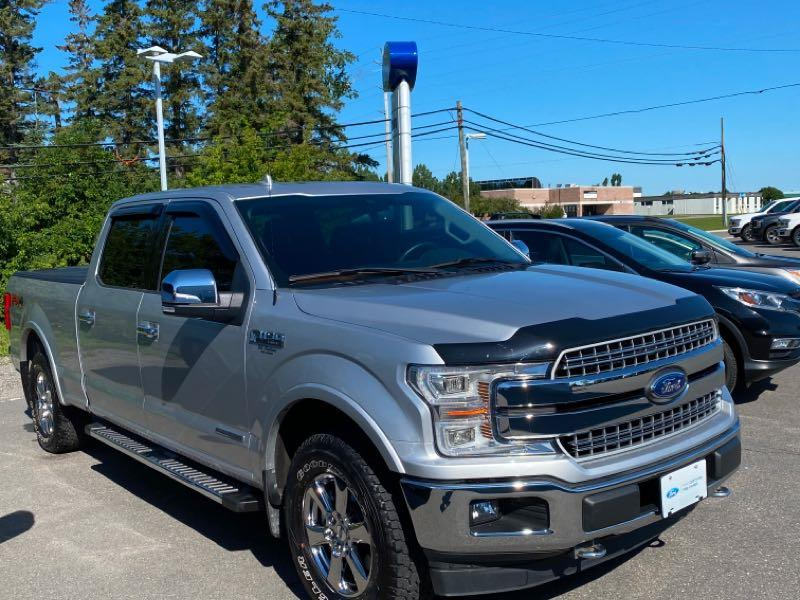 Used 2018 Ford F-150 Lariat 2020-L57