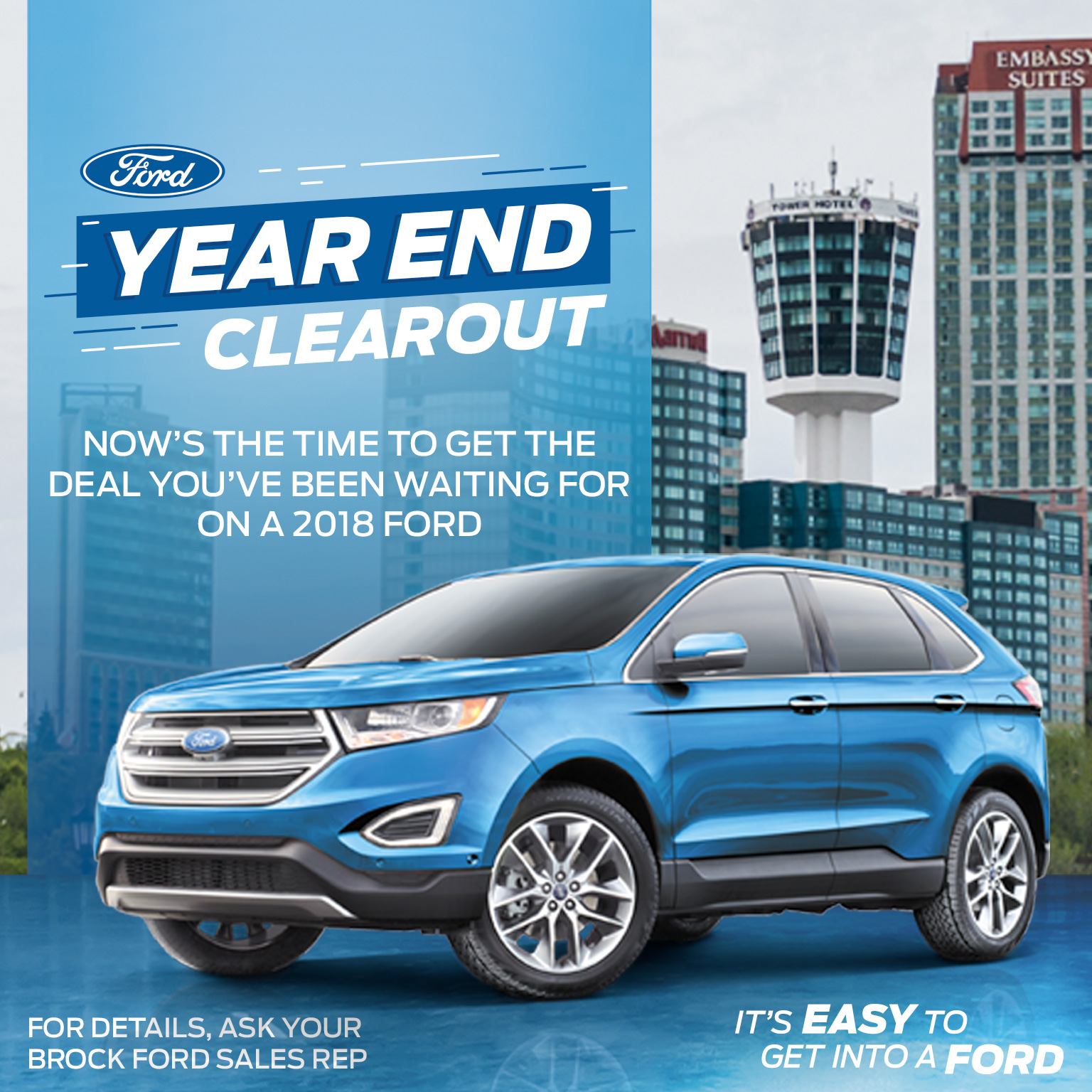 Brock Ford Sales Your Local Niagara Falls Ford Dealer