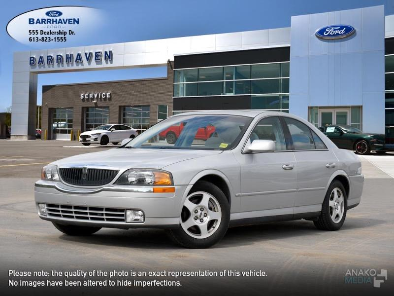 Used 2000 Lincoln LS 19-382B