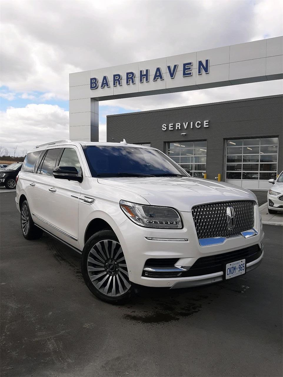 Used 2019 Lincoln Navigator-L Reserve M9105