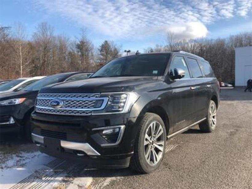 New 2020 Ford Expedition Platinum 20-059