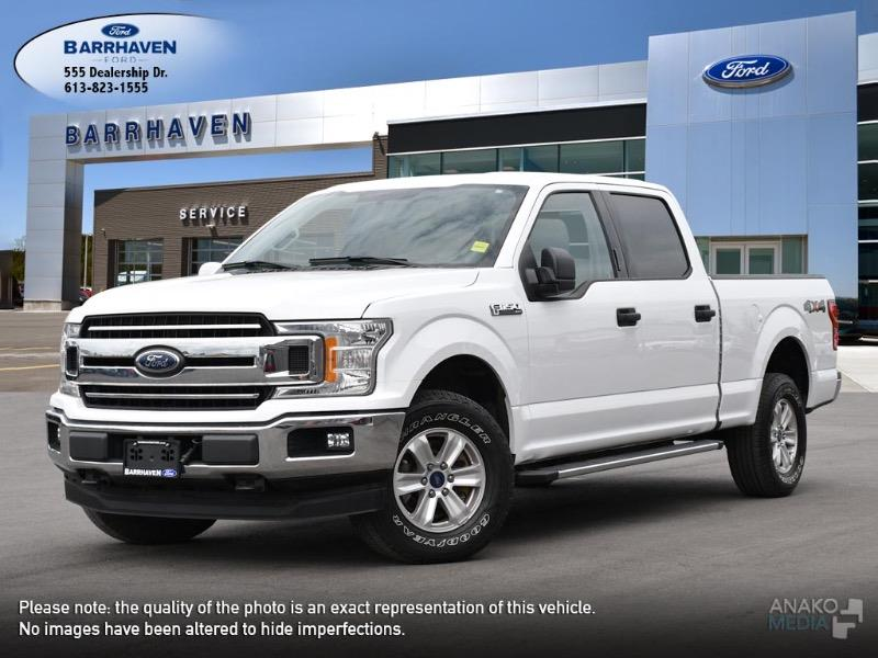 Used 2018 Ford F-150 XLT 20-272A