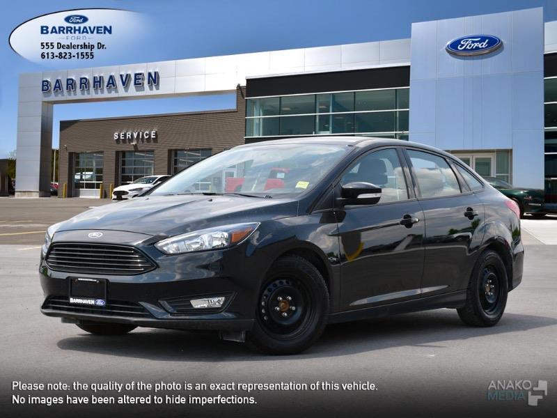 Used 2018 Ford Focus SEL M9200