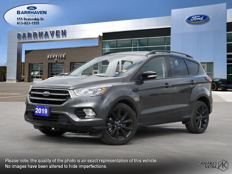Used 2019 Ford Escape Titanium M9217
