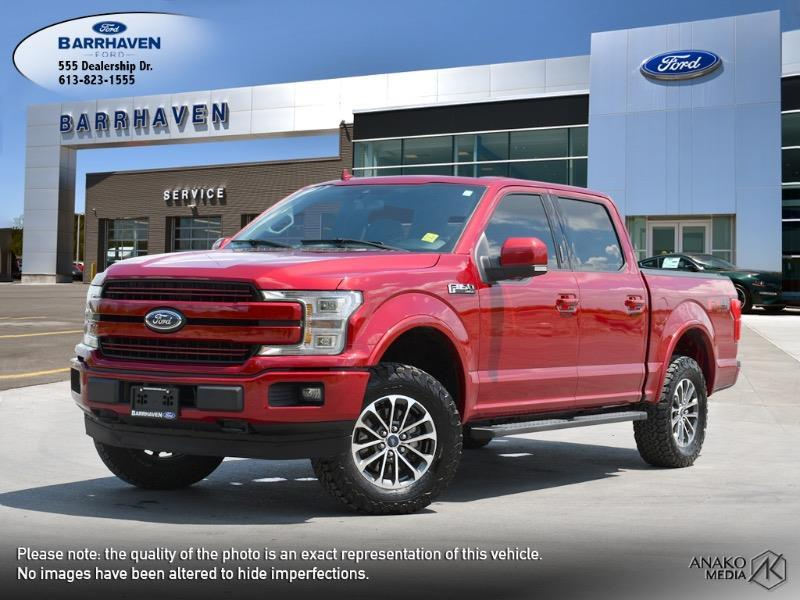 Used 2018 Ford F-150 Lariat 20-083A