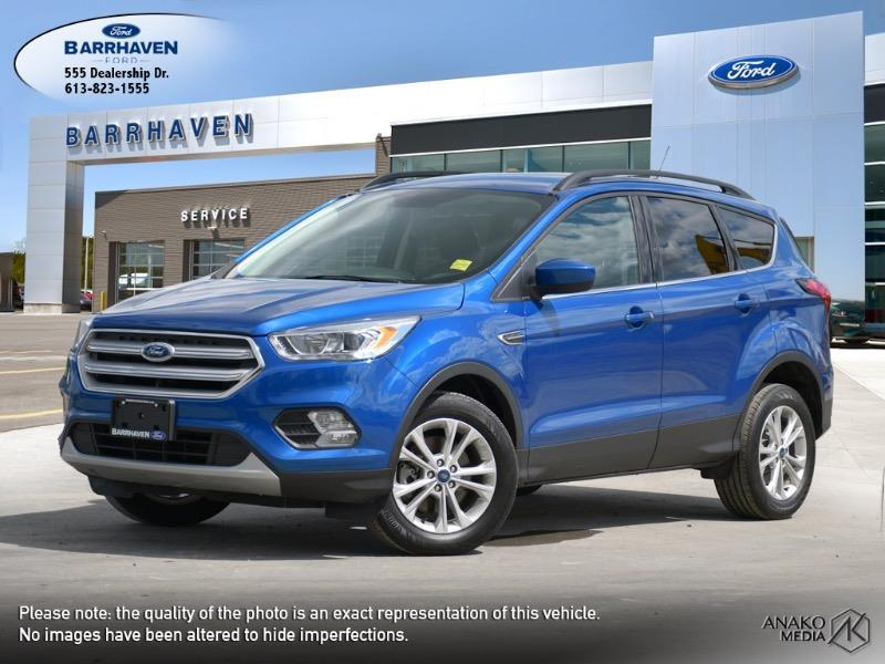 Used 2019 Ford Escape SEL M9225