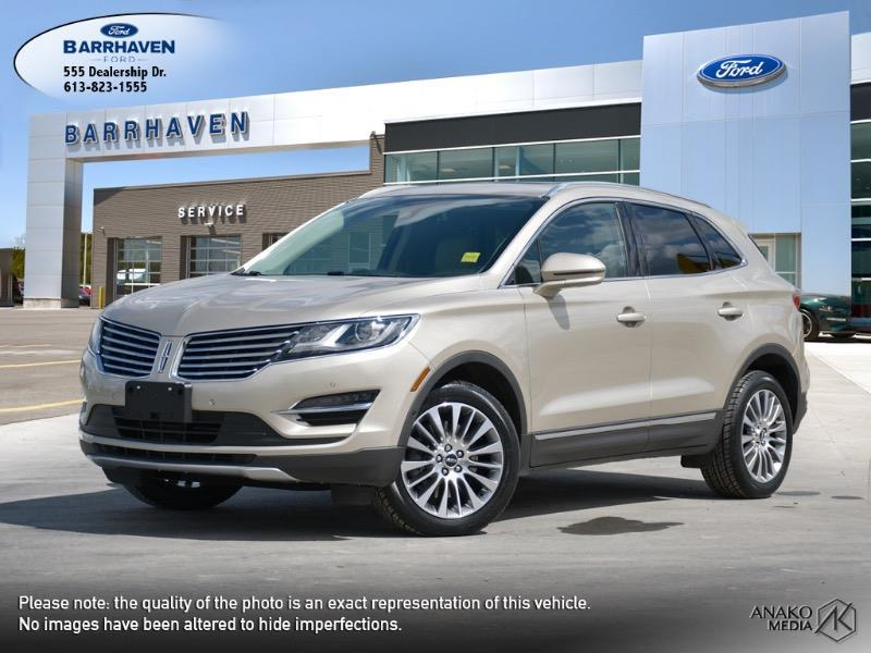 Used 2017 Lincoln MKC Reserve M9241