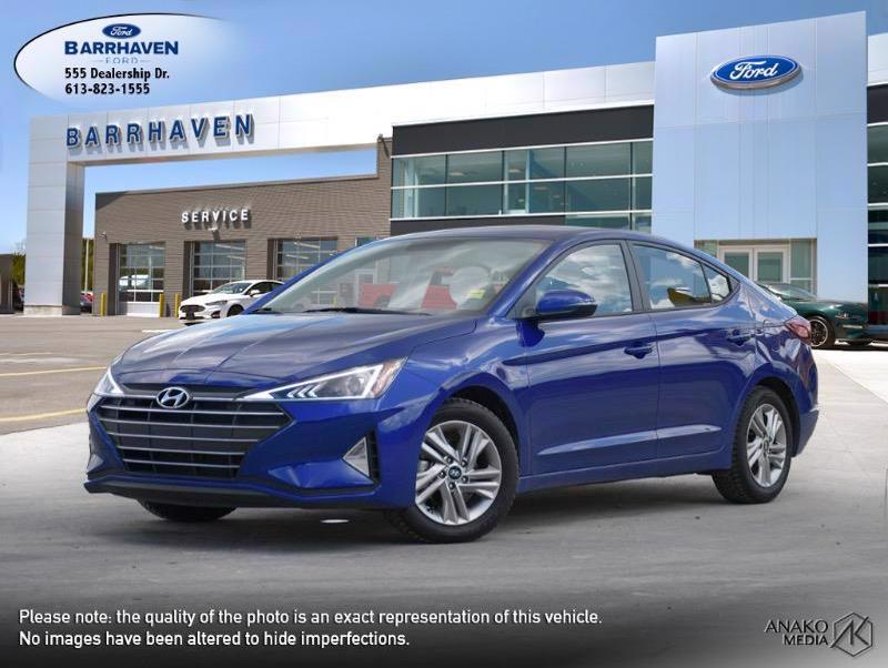 Used 2020 Hyundai Elantra Preferred M9240