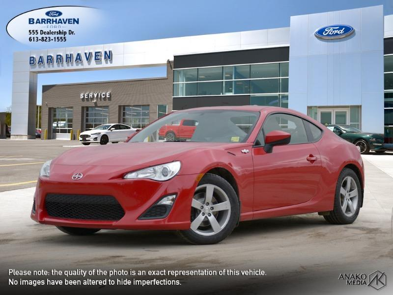 Used 2015 Scion FR-S 20-438A