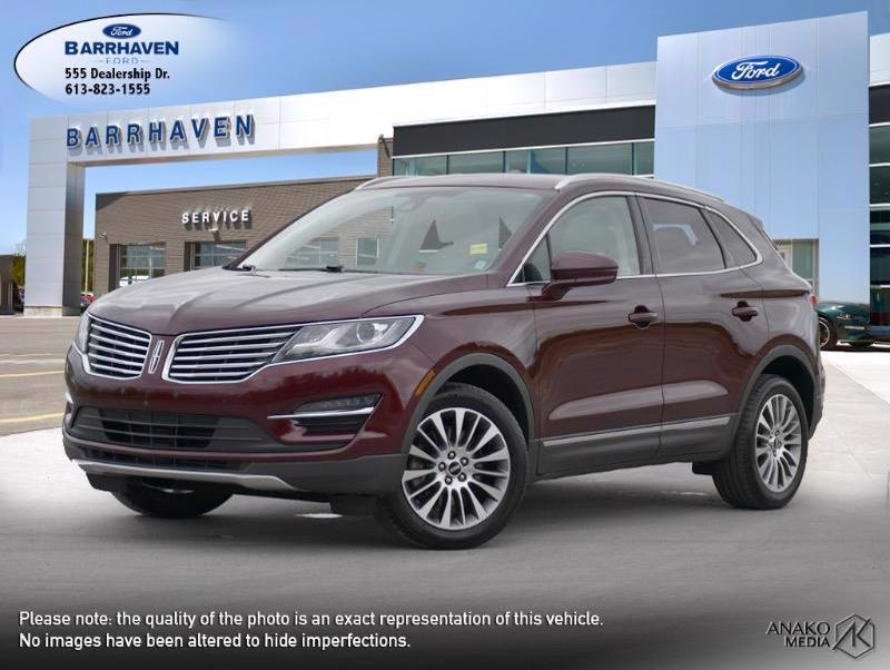 Used 2017 Lincoln MKC Reserve M9264