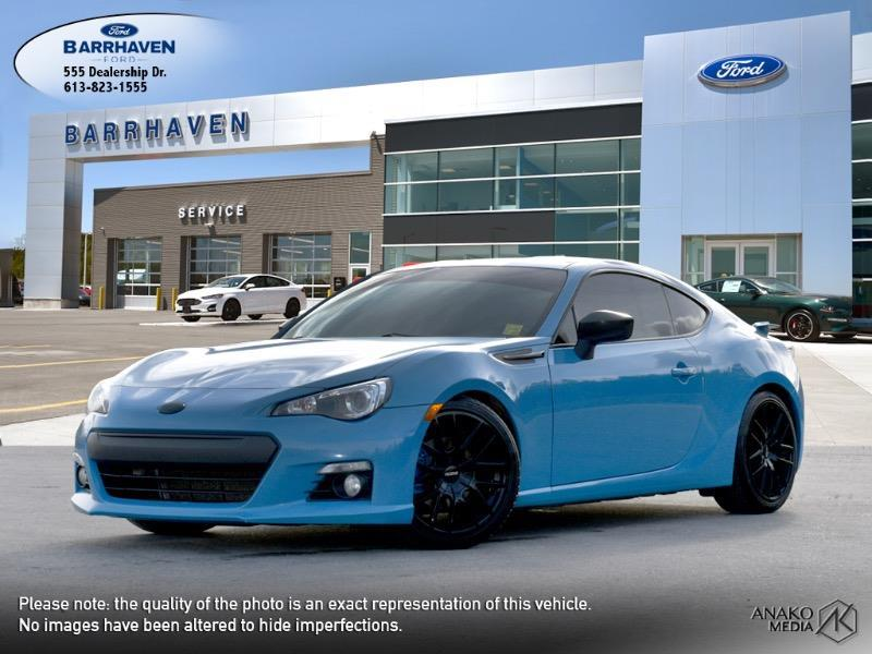 Used 2016 Subaru BRZ Sport-tech 20-757A